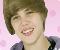 Justin Bieber motorozik