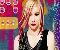 Avril Lavigne sminkje