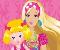 Barbie mint bébiszitter