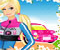 Barbie és az autóverseny