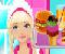 Barbie büfé