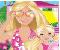 Barbie úszós játéka